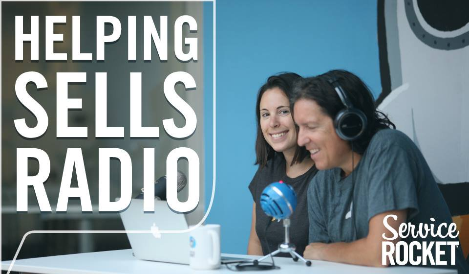 Helping Sells Radio podcast