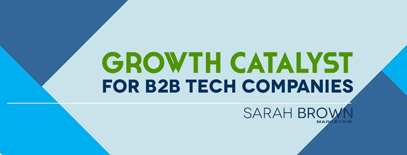 Sarah E. Brown for Sarah Brown Marketing