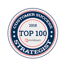 Sarah E. Brown Top 100 Customer Success Strategist 2018 from Mindtouch